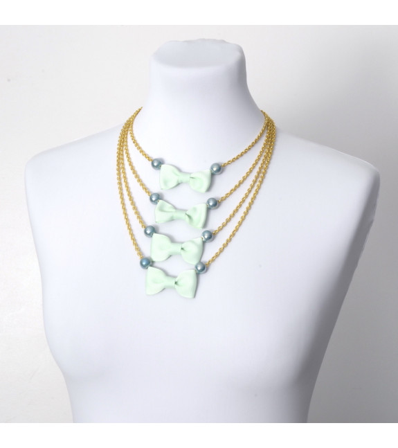Collar Lacitos Pastel JULIETA
